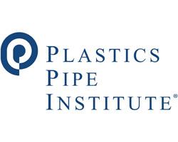 The logo for the PlasticsPipe Institute