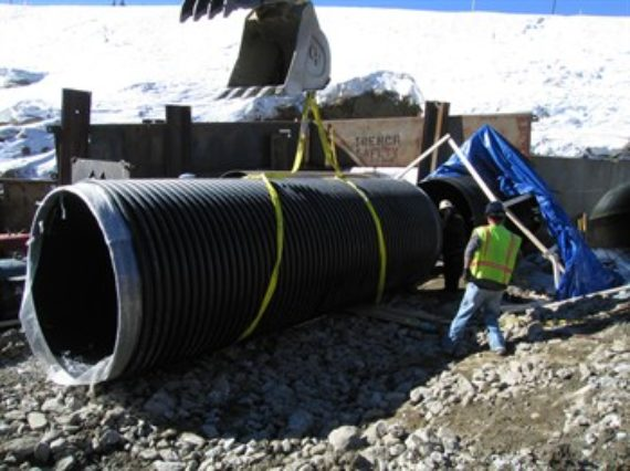 A large diameter profile pipe system offers solution for the Greenwood Colorado Metropolitan District