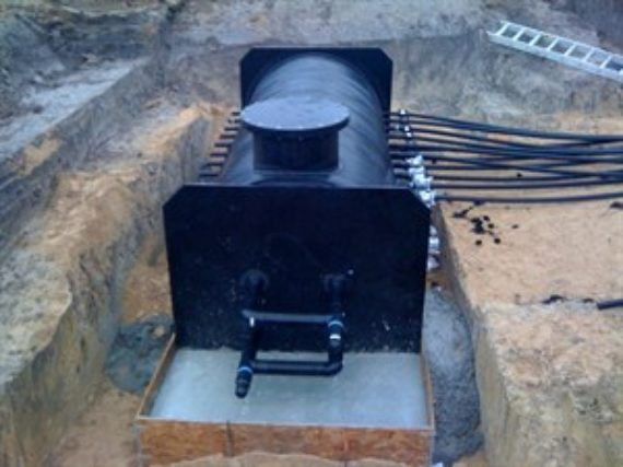 ISCO Circuit Maker Vault for geothermal systems in Houston, Texas