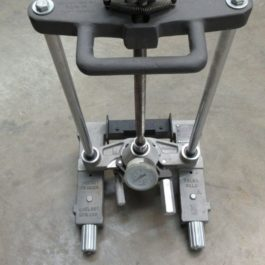 McElroy Chain Clamp Sidewinder Machine