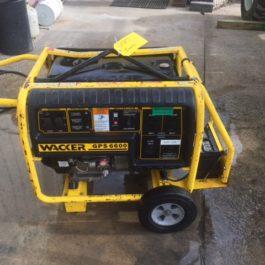 Wacker 6600 Watt generator