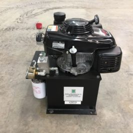 McElroy LT 5.5 HP gas Hydraulic Power Unit