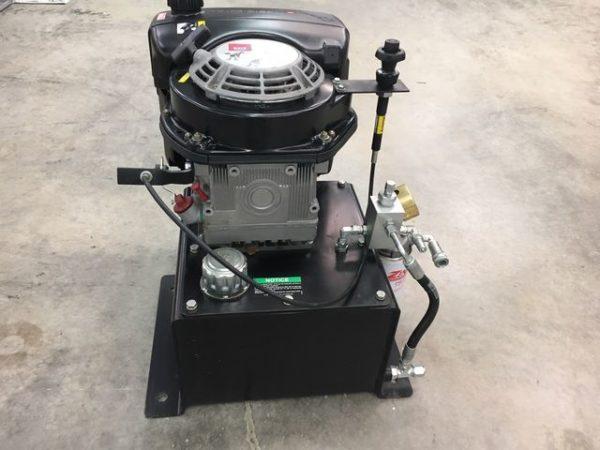 McElroy Diesel Powered Hydralic Power Unit