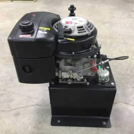 McElroy Diesel Powered Hydralic Power Unit