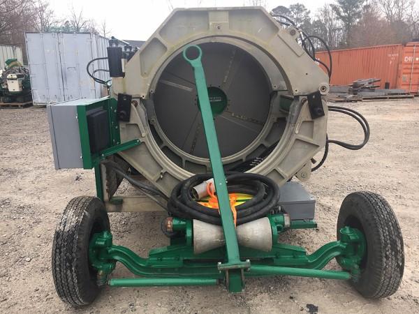 McElroy 1648 Fusion Machine