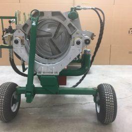 McElroy 618 Wheeled fusion machine