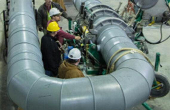 South Dakota Chiller Plant PP-R