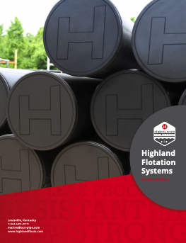Marina Piping |Highland Flotation Systems | ISCO Industries