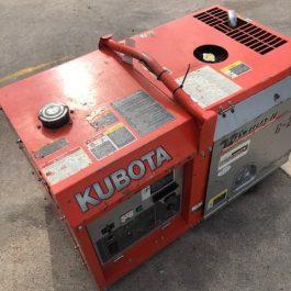 Used Kubota Generator