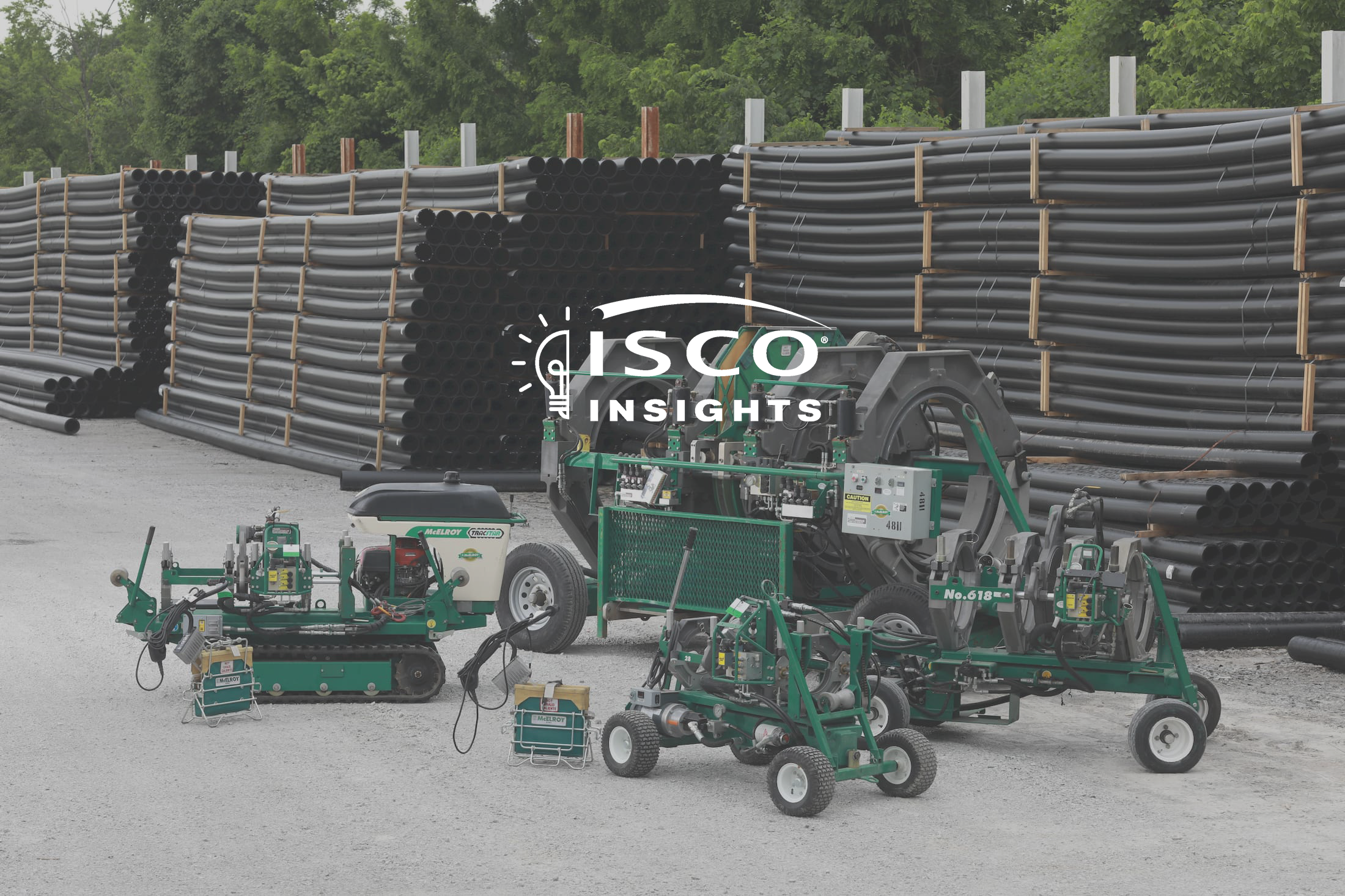 Isco Industries Total Piping Solutions
