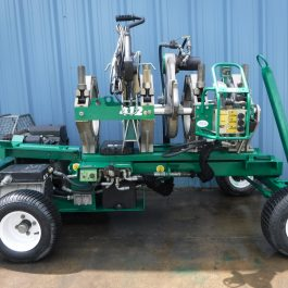 McElroy Wheeled 412 IPS/DIPS Machine
