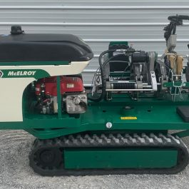 McElroy TracStar 28 machine