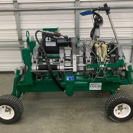 McElroy Wheeled 28 Fusion Machine