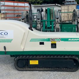 McElroy TracStar T900 Fusion Machine