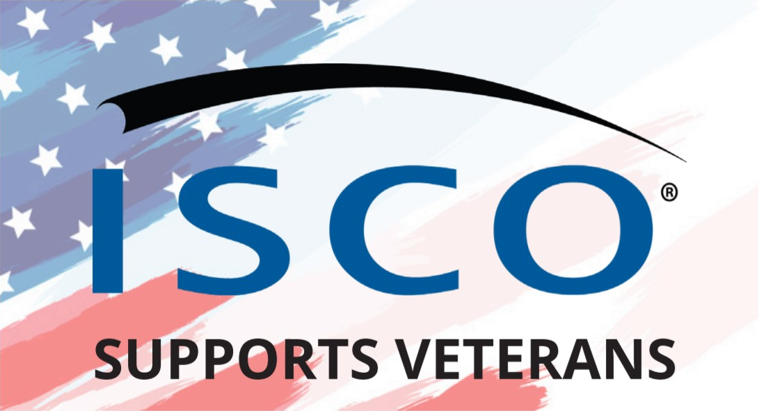 ISCO Supports Veterans