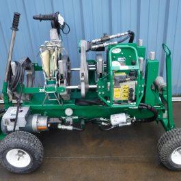 McElroy Wheeled 28 Fusion Machine