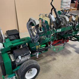 McElroy Wheeled 412 Fusion Machine