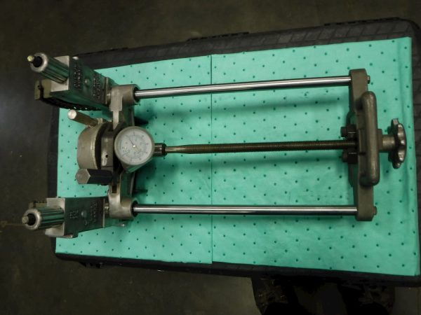 McElroy Chain Clamp Sidewinder