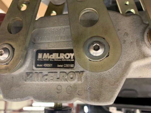 McElroy Spider 125 Socket