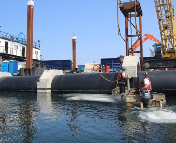 HDPE pipe Wastewater