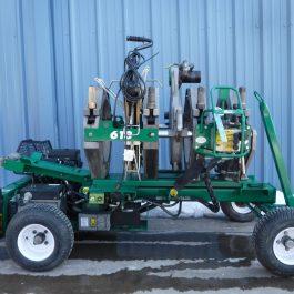McElroy Wheeled 618 Fusion Machine
