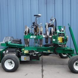 McElroy Wheeled 412 Fusion Machine