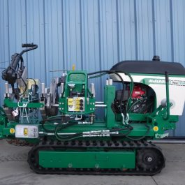 McElroy TracStar 28 CU machine