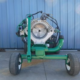 McElroy Wheeled 412 IPS/DIPS Machine