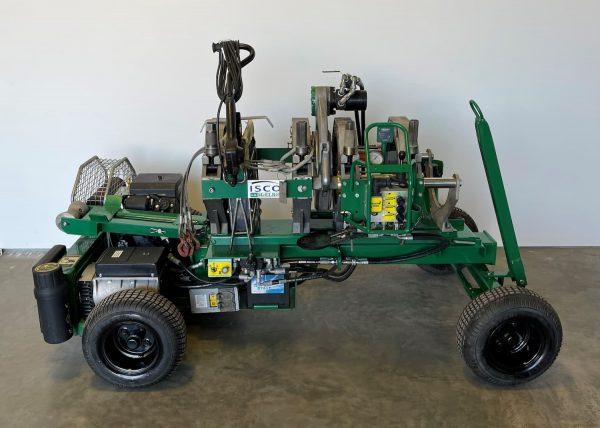 McElroy Wheeled 412 MF IPSDIPS Machine