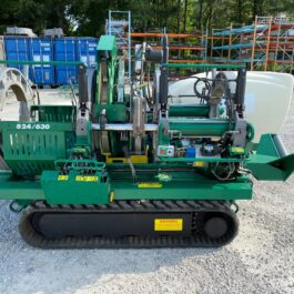 McElroy Tracstar T630 fusion machine