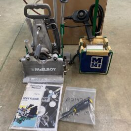 McElroy 2LC machine